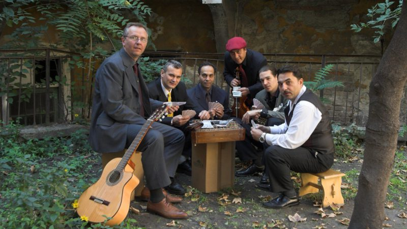 Kalman Balogh & Gipsy Cimbalom Band