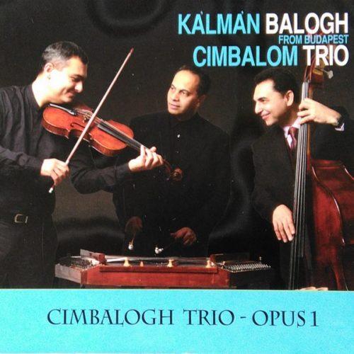 CimbaloghTrio Opus 1